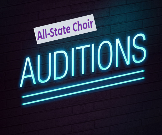 TMEA All-State Choir Round One Auditions